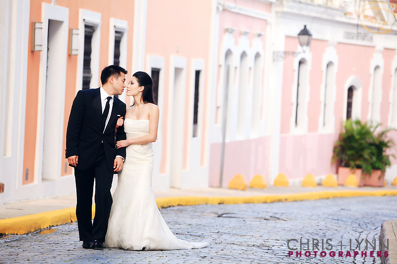 #TBT – Cynthia and Derek's Puerto Rico Nuptials