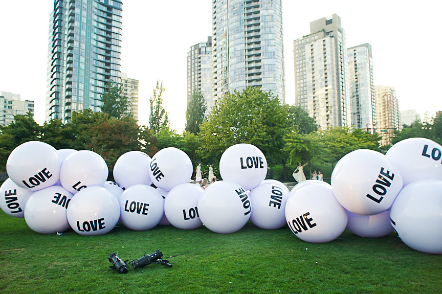Diner En Blanc, David Lam Park, Love Ball, Daniella Guzzo Photography