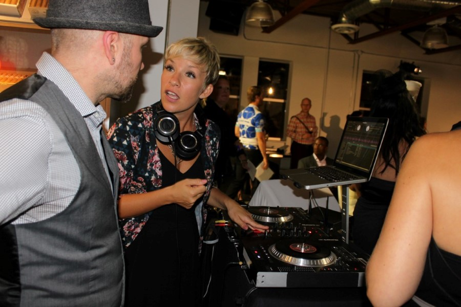 Malene Grotrian, Full Circle Fashion Event, Nadia Albano Style Inc, DJ Leanne