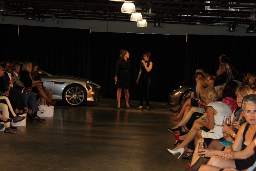 Malene Grotrian, Full Circle Fashion Event, Nadia Albano Style Inc