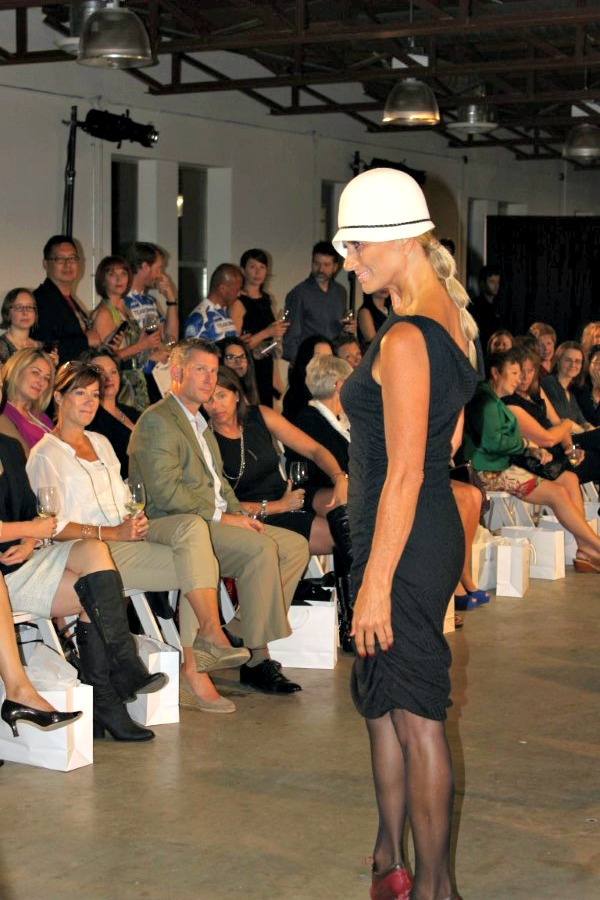 Malene Grotrian, Full Circle Fashion Event, Nadia Albano Style Inc, Hastings Hattery