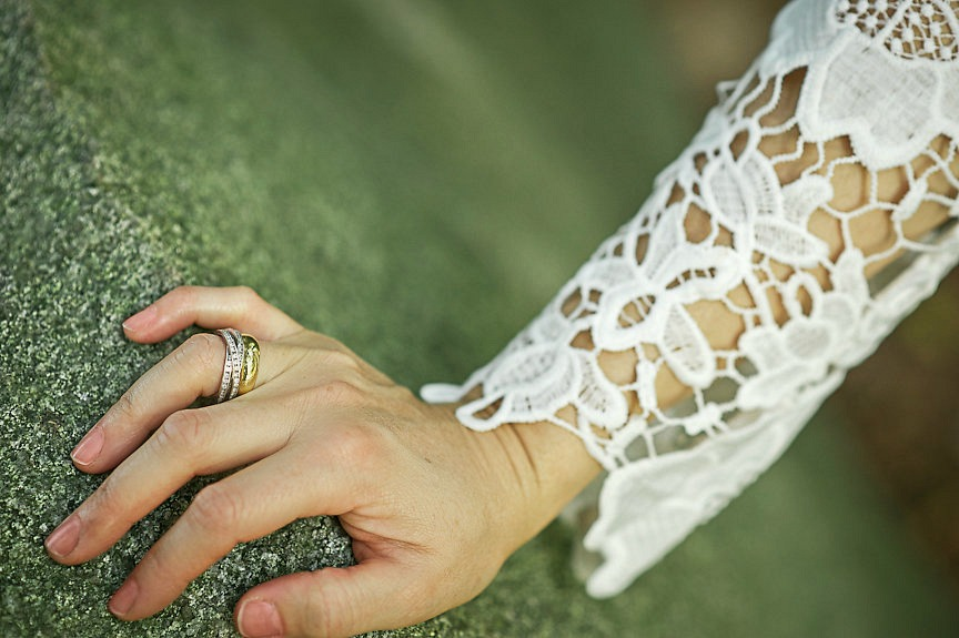 Nadia Albano, Rolling Ring, Jeweliette Jewellery, Lace Top, H&M, Daniella Guzzo Photography