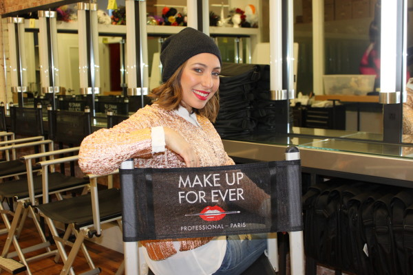 Make Up For Ever Academy – New York