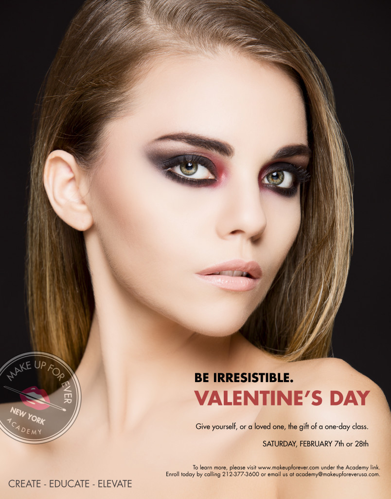 Make Up For Ever, Valentine's Day