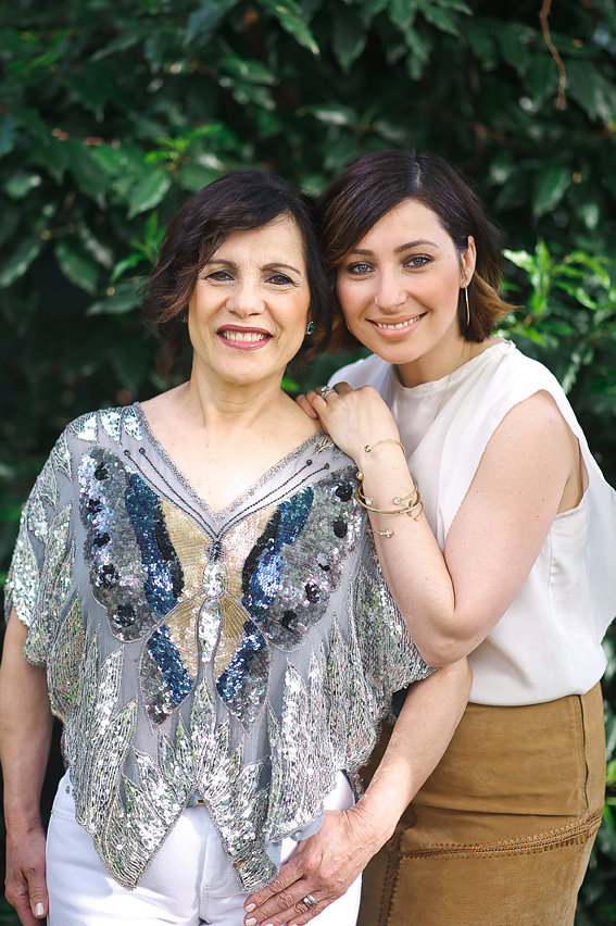 Nadia Albano, Mother's Day, Mother-Daugther, Daniella Guzzo Photography