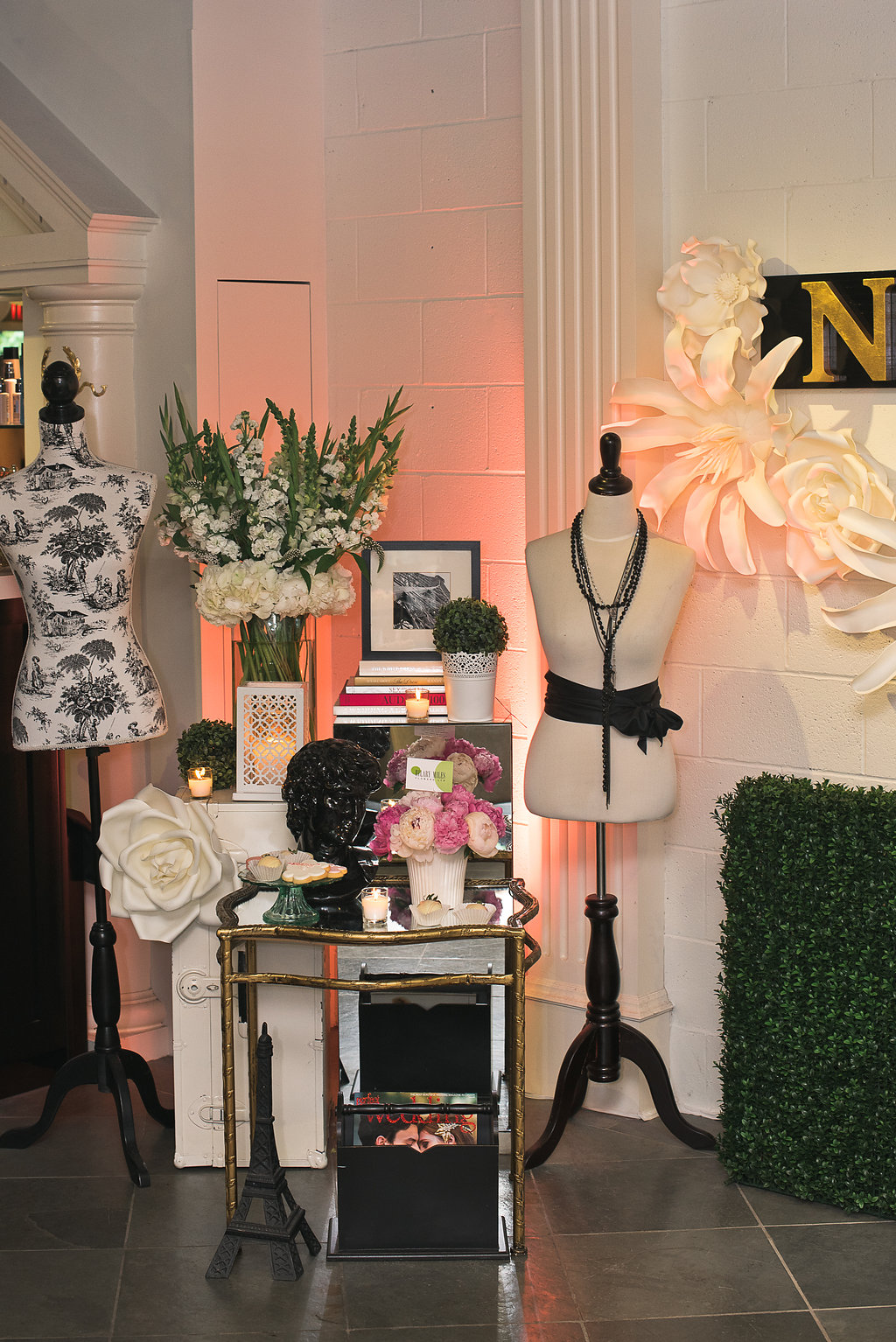 Gratitude with NadittudeTM, Debut Event Design, Hilary Miles, Nadia Albano Style Inc, Daniella Guzzo Photography