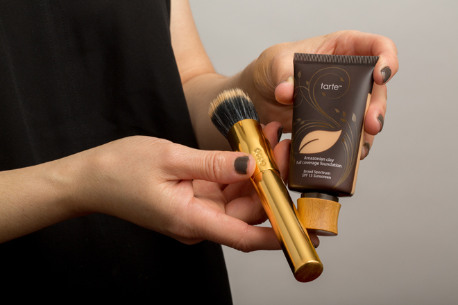 Tarte Cosmetics, Amazonian Clay 12-Hour Full Cover Foundation, Union Photography