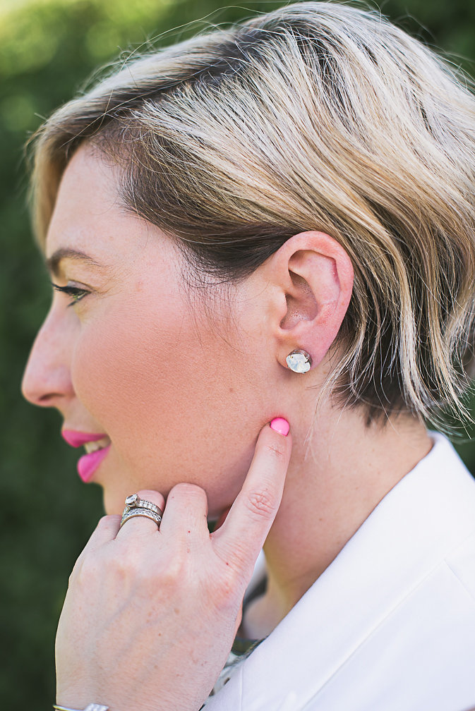 Nadia Albano, Mother's Day Style, Earrings, Jeweliette Jewellery, Daniella Guzzo Photography