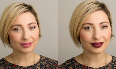 Day-to-Evening NYE Makeup Tutorial…