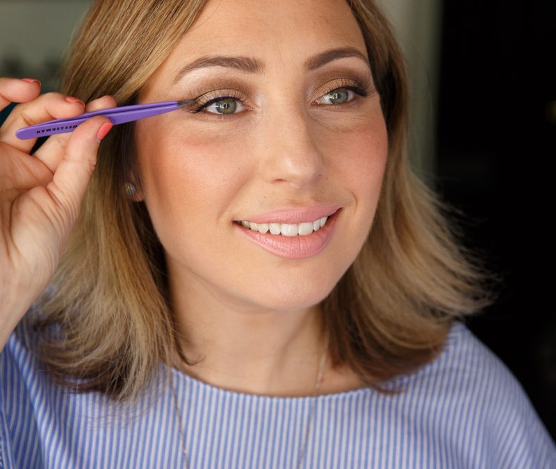 Makeup Tutorial – Soft Sultry Eyes and False Lashes!