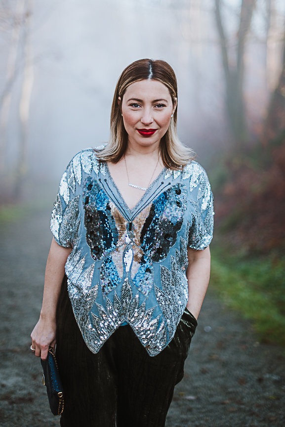 Nadia Albano, Daniella Guzzo Photography, Butterfly top, Anthropologie, style blog, fashion blogger