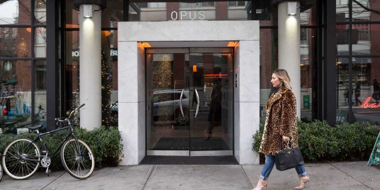 OPUS Hotel Stay-cation…